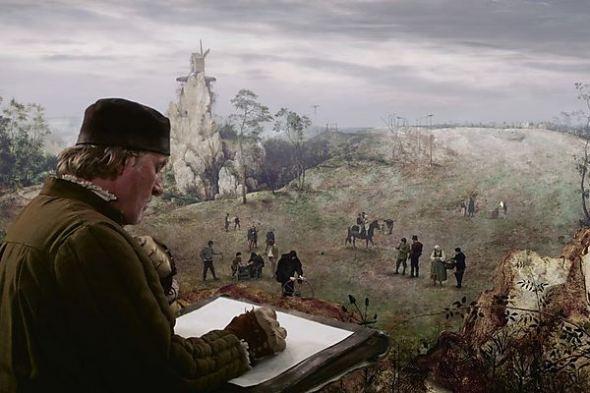 Pic 3 Rutger Hauer in Bruegel, i colori della passione