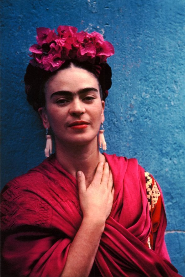 The real Frida Kahlo