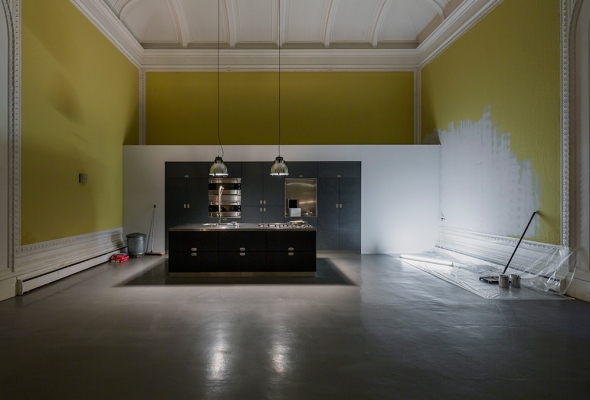 Tomorrow, Elmgreen & Dragset the installation, ph. S. White , at Victoria and Albert Museum, London Labrouge