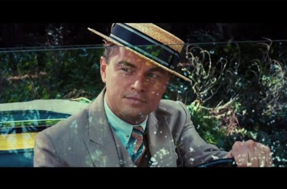 tre canti per Leonardo Di Caprio Great Gatsby street  labrouge