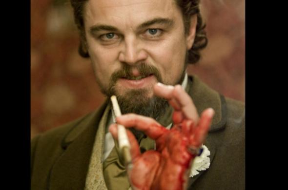 tre cantin per Leonardo Di Caprio Django Candyland Unchained labrouge