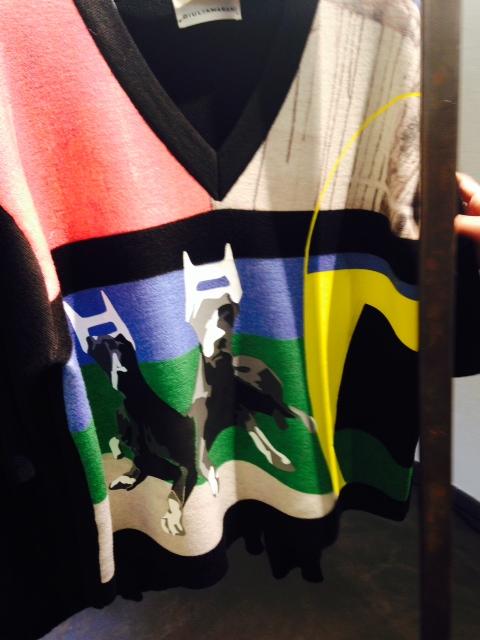 alchimie giulio zanet giulia marani show outfit milan fashion labrouge