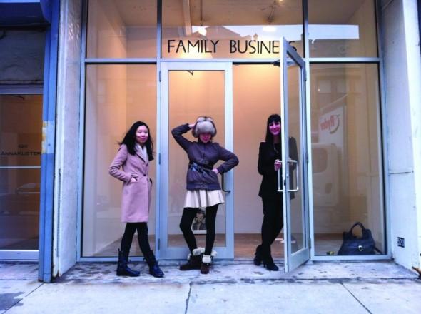 family-business-new york -art-moderne da new york gioni & cattelan labrouge
