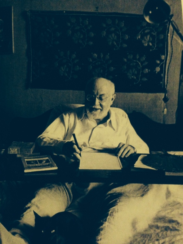 M.B. il piacere dell'occhio  Henry Matisse by Robert Capa Biffi arte Piacenza labrouge