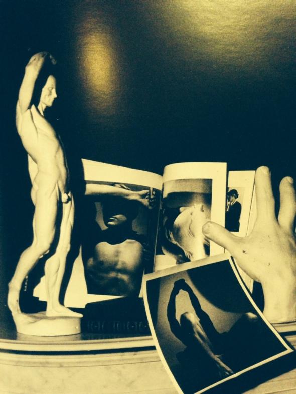 M.B. il piacere dell'occhio  Horst P. Horst Biffi arte Piacenza labrouge