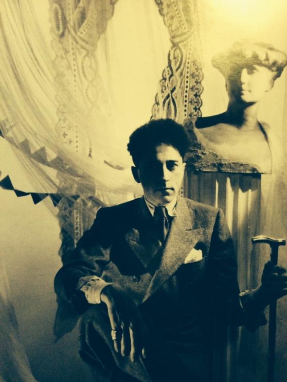 M.B. il piacere dell'occhio Jean Cocteau by Cecile Beaton Biffi arte Piacenza labrouge