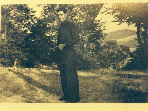 M.B. il piacere dell'occhio Ottavio Bonuomo 1934 Biffi arte Piacenza labrouge