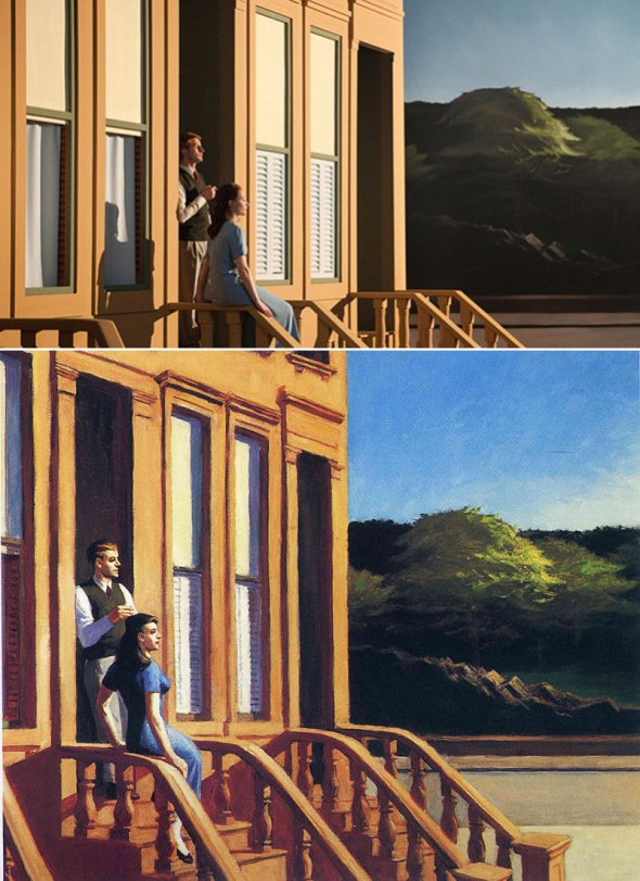 shirley visions of reality edward hopper di gustav deutsch mymovies labrouge hopper