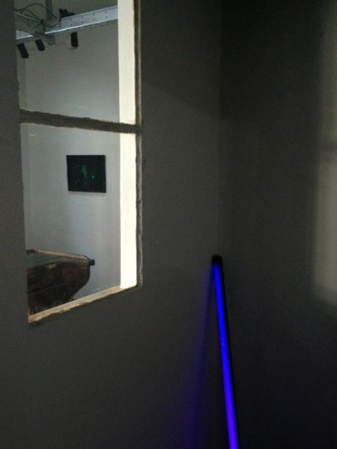 Lumen  neon @ The Workbench  a cura di Pietro di Lecce  e Andrea Lacarpia labrouge