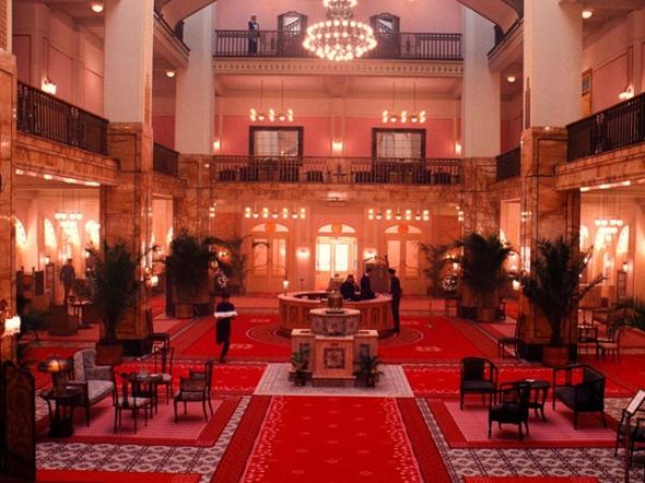 Grand Budaest Hotel e l'estetica di Wes Anderson il Gran Budapest  mymovies