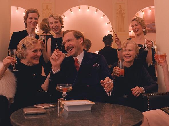 Grand Budaest Hotel e l'estetica di Wes Anderson ladies  mymovies