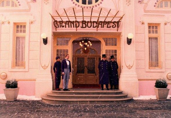 Grand Budaest Hotel e l'estetica di Wes Anderson l'hotel mymovies