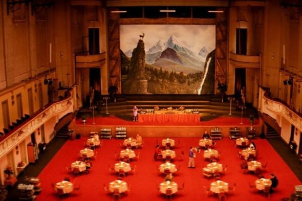 Grand Budaest Hotel e l'estetica di Wes Anderson salone red mymovies