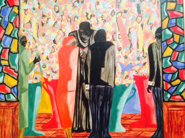 Art Institute Chicago, Jacob Lawrence
