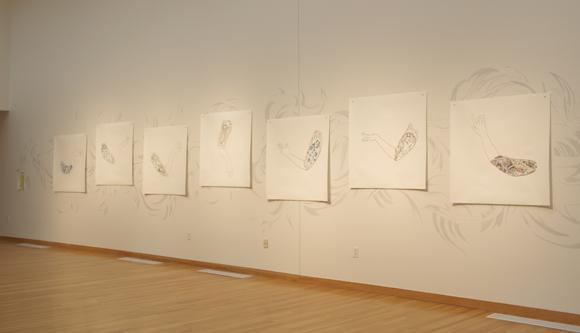 Contemporary art after Frida Kahlo Celia Alvarez Munoz MAC Chicago labrouge