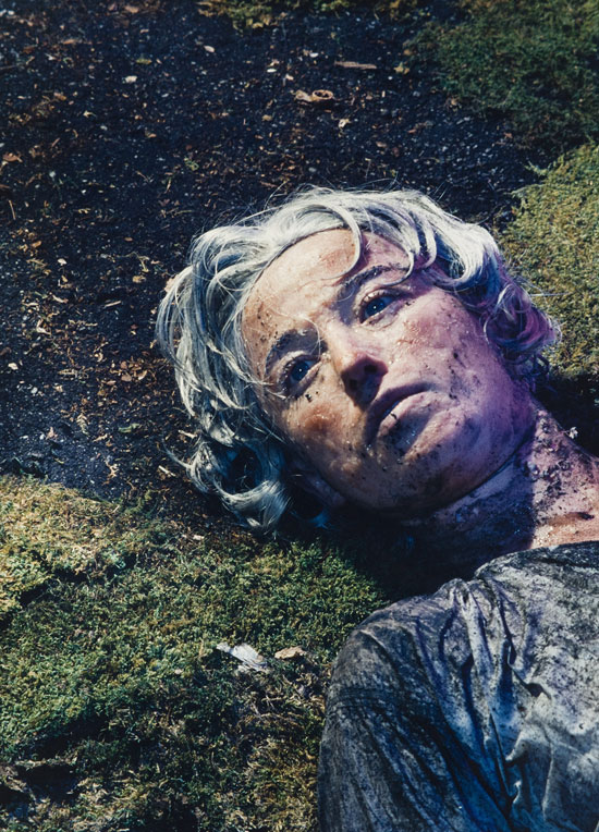 Contemporary art after Frida Kahlo Cindy Sherman MAC Chicago labrouge
