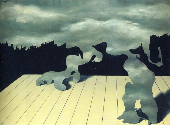 Rene Magritte, nature,  The Mystery of the Ordinary 1926-1938 The Art Institute of Chicago, labrouge egg and bird