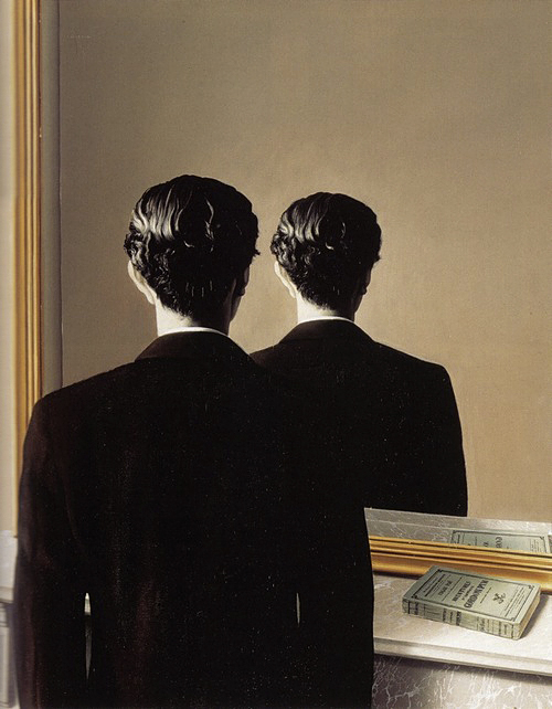 Rene Magritte  The Mystery Mirror of the Ordinary 1926-1938 The Art Institute of Chicago, labrouge egg and bird