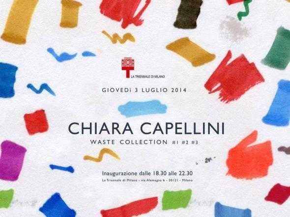 waste collection chiara capellini alla triennale a milano labrouge