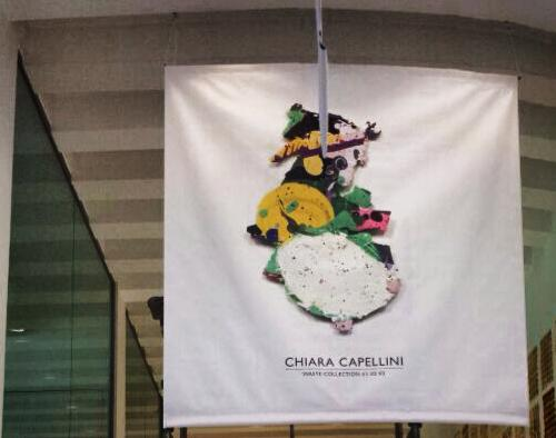 waste collection chiara capellini triennale a milano labrouge