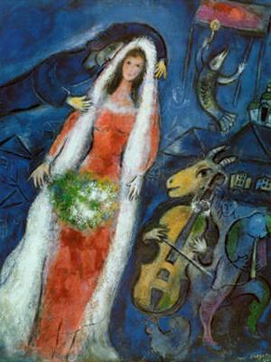 Marc Chagall gli innamorati a Palazzo Reale 2015 labrouge