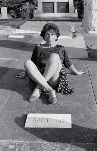 Sophie Calle Madre castello di Rivoli Mother
