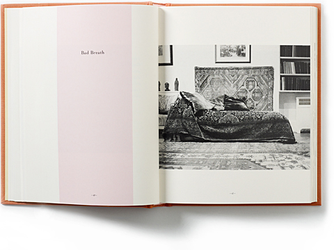 Sophie Calle Madre Rivoli book  labrouge