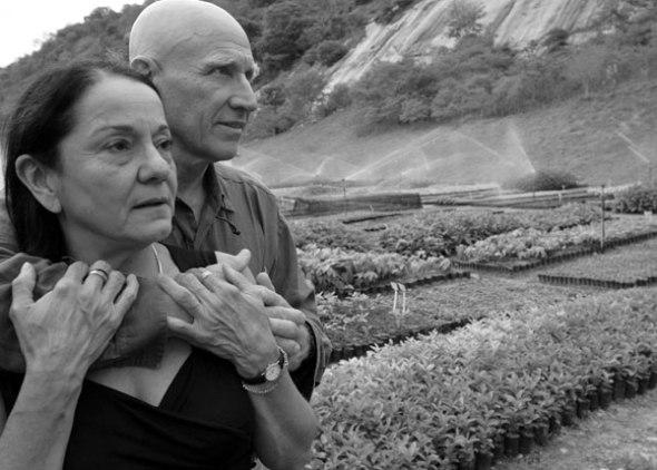 Wim Wenders  e Salgado, il  sale della terra pino farinotti mymovies labrouge