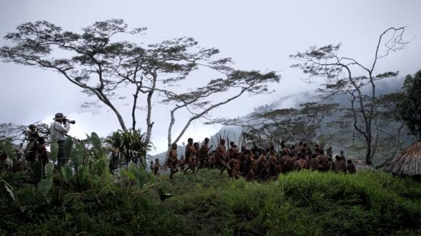 Wim Wenders racconta Salgado il sale della terra pino farinotti mymovies labrouge