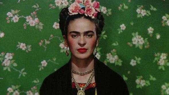 000_Frida Kahlo portrait