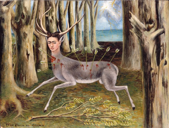 001_Frida Kahlo, il Piccolo cervo