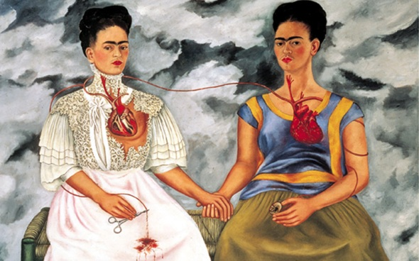 002_Frida Kahlo, le due Frida