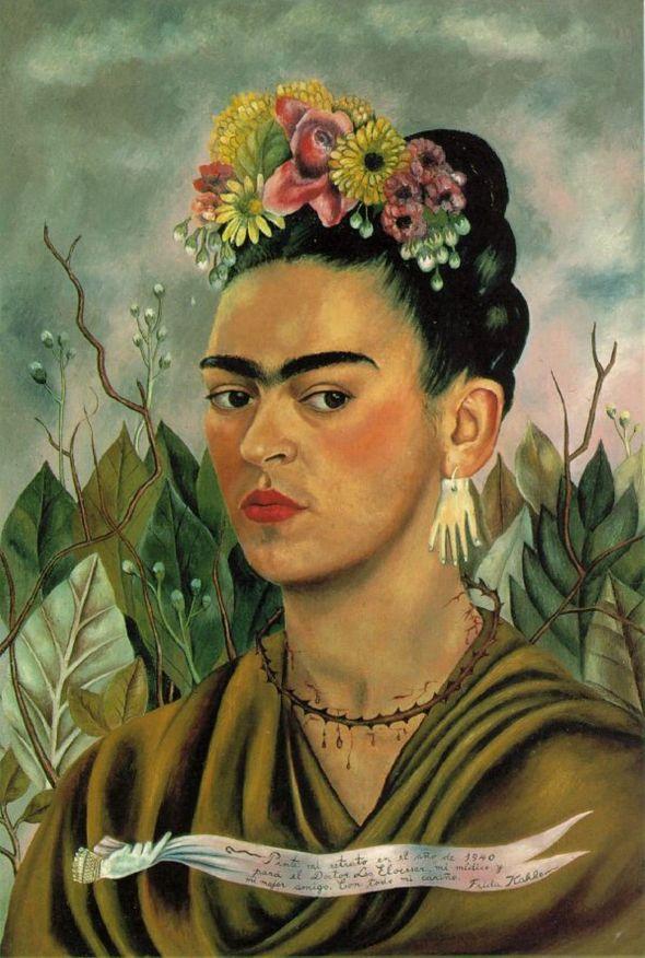 005_Frida Kahlo, Autoritratto-1940-olio-su-masonite-Private-collection-United-States