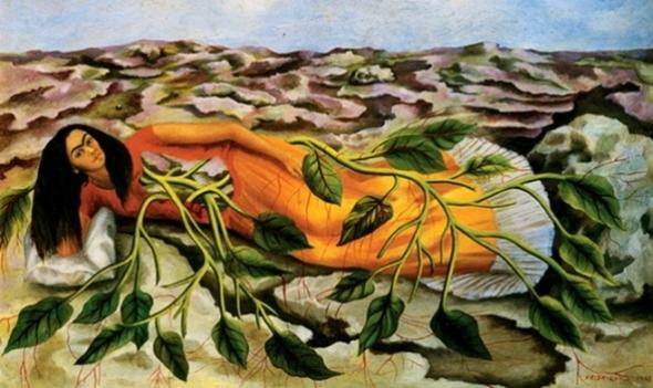 011_Frida Kahlo, la Terra