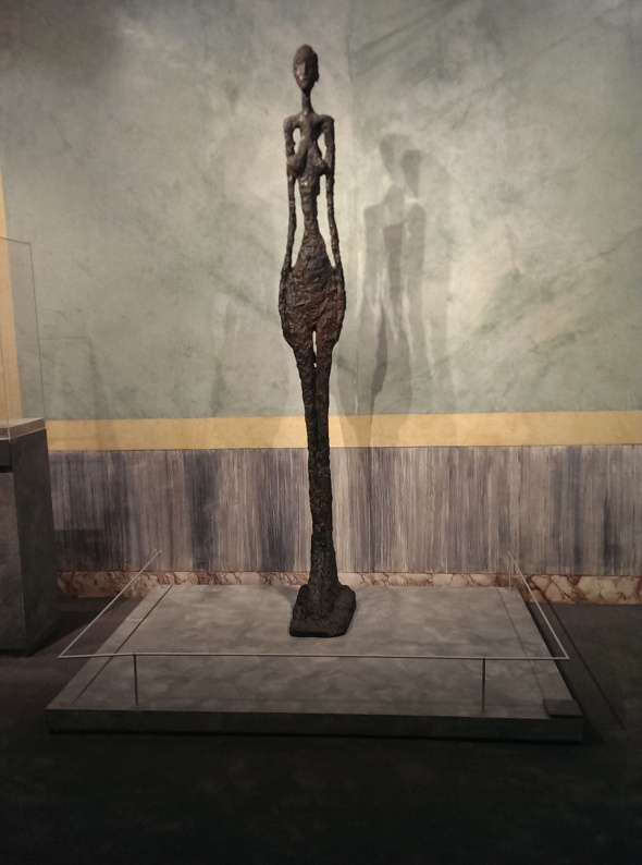 Alberto Giacometti alla GAM Milano, l'artista svizzero a Milano Labrouge