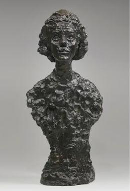Alberto Giacometti-Buste-d-Annette-VIII alla gam labrouge