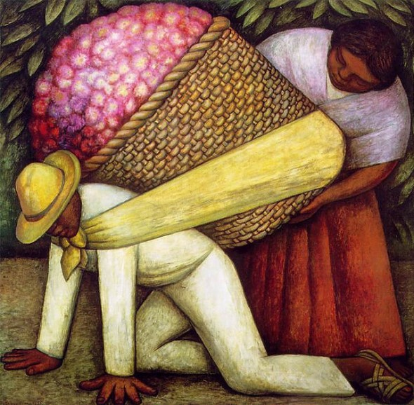 Diego RIVERA (1887-1957) by Catherine La Rose (12)