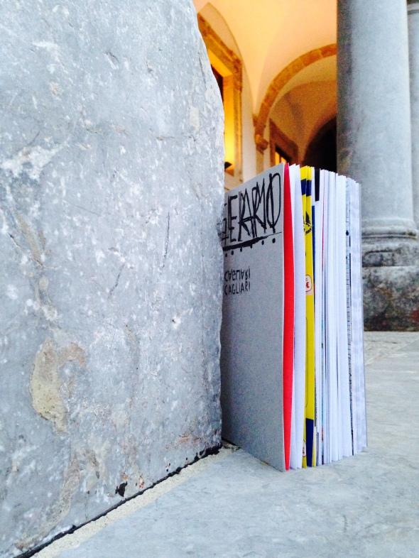 Cagliari, Enzo-Cucchi-e-Laboratorio-Saccardi-Cagliari-Galleria-d'Arte-Moderna-di-Palermo-