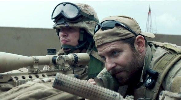 Oscar 2015 Bradley Cooper American Sniper labrouge, pino farinotti mymovies