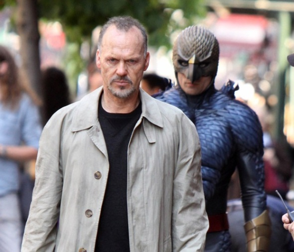 Oscar 2015 Michael-Keaton-Birdman labrouge, pino farinotti mymovies