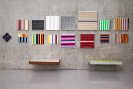Rosemarie Trockel Bregenz khunstaus works texture labrouge