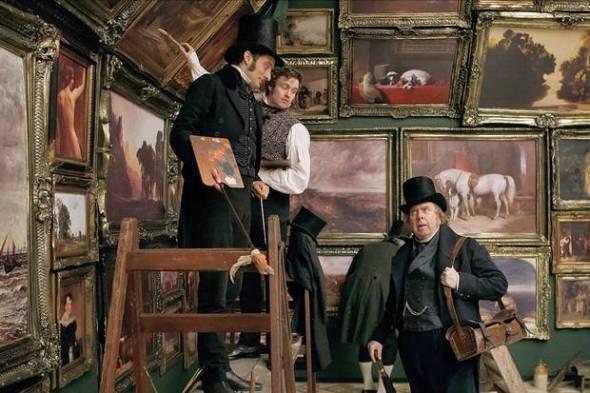 Turner, Mike Leigh, il film sul grande maestro, di pino farinotti labrouge mymovies