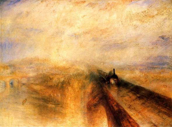 Turner, Rain_Steam_and_Speed the great western railway, Mike Leigh, il film sul grande maestro, di pino farinotti labrouge mymovies