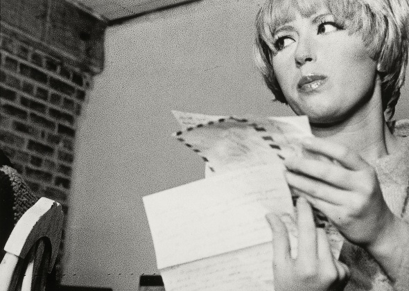 donne nell'arte Cindy Sherman labrouge 8 marzo