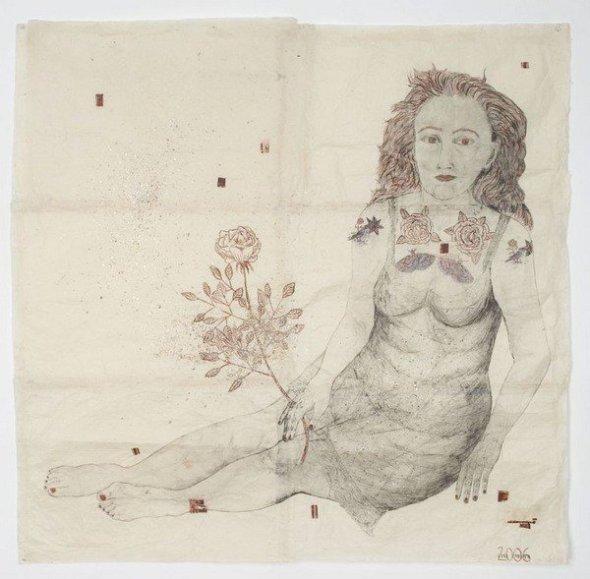 donne nell'arte Kiki Smith labrouge 8 marzo