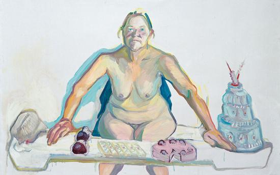 donne nell'arte Maria Lassnig labrouge 8 marzo