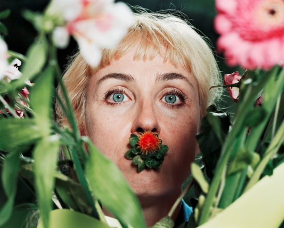 donne nell'arte Pipilotti rist labrouge 8 marzo