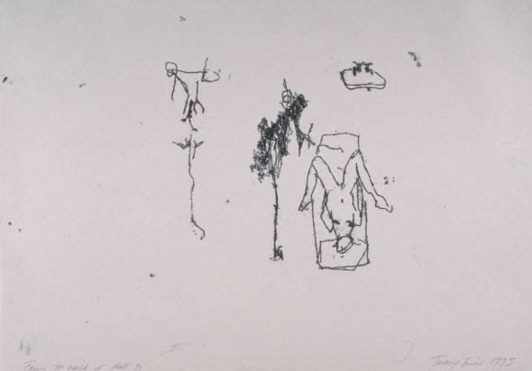 From the Week of Hell '94 1995 by Tracey Emin born 1963