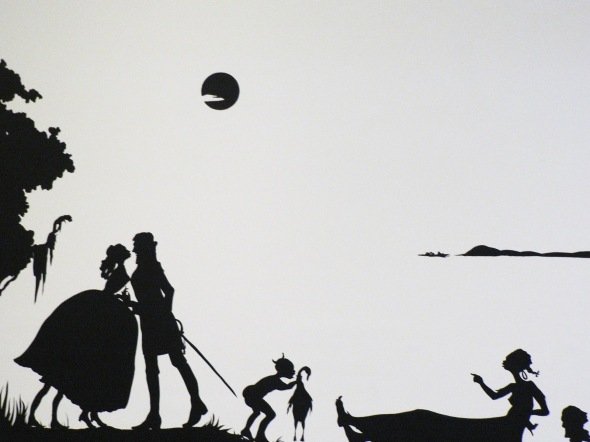 venice biennale 56 edition artists labrouge KARA-WALKER