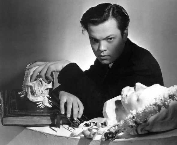 Orson+Welles+Early+Career